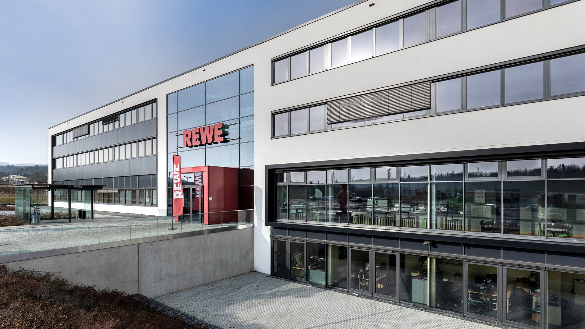 REWE Rosbach - Perspektive E