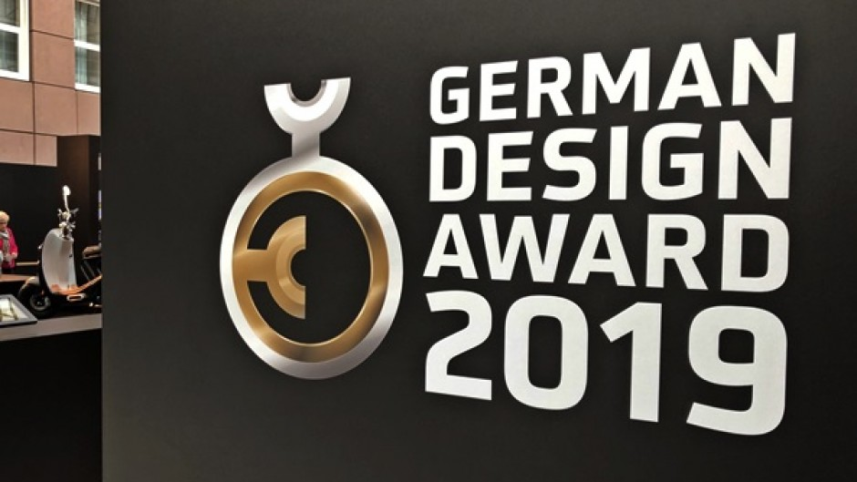 Verleihung German Design Award